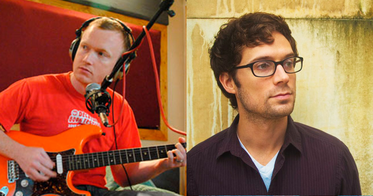 New Saturn 5 Records' Artists: Mike Killeen and Nathan Beaver