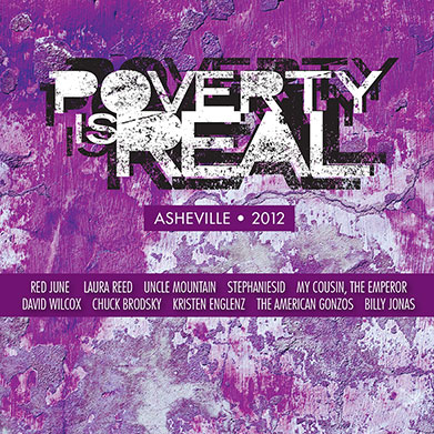 Poverty Is Real Asheville 2012, Various Artists, 2012