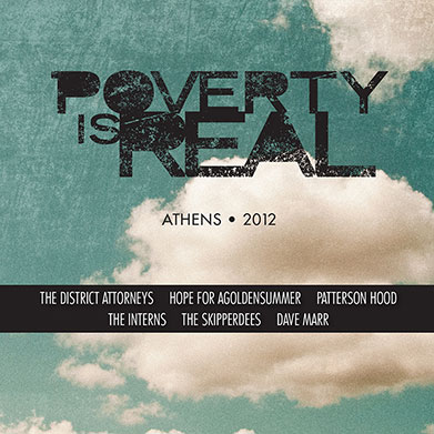 Poverty Is Real Athens 2012, Various Artists, 2012