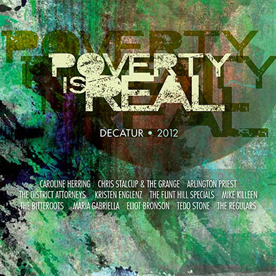 Poverty Is Real Decatur 2012, Various Artists, 2012