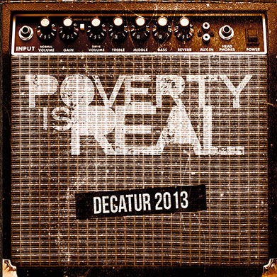 Poverty Is Real Decatur 2013, Various Artists, 2013