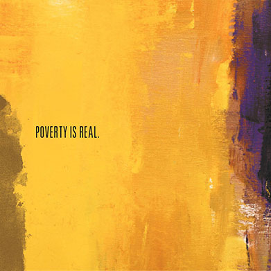 Proverty Is Real, Mike Killeen, 2011
