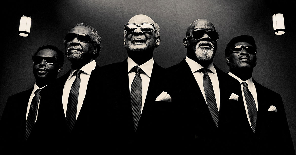 Blind Boys of Alabama band